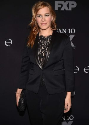 Franka Potente - 'Taboo' Premiere in Los Angeles