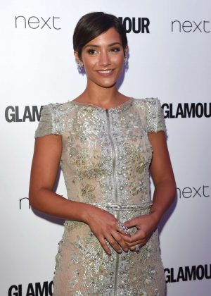 Frankie Bridge - 2017 Glamour Women Of The Year Awards in London