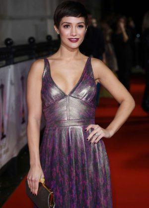 Frankie Bridge - 2017 The Sun Military Awards in London