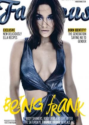 Frankie Bridge - Fabulous Magazine (January 2016)