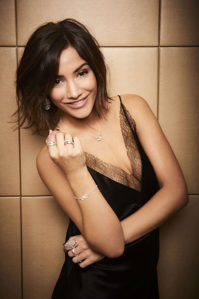 Frankie Bridge - Thomas Sabo Campaign 2017