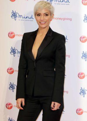 Frankie Bridge - Virgin Money Giving Mind Media Awards 2017 in London