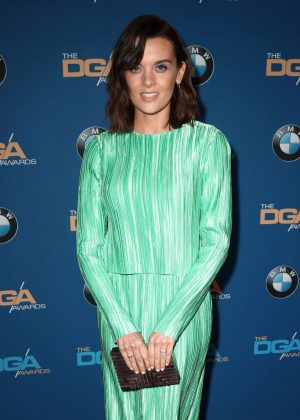 Frankie Shaw - Directors Guild Of America Awards in Beverly Hills