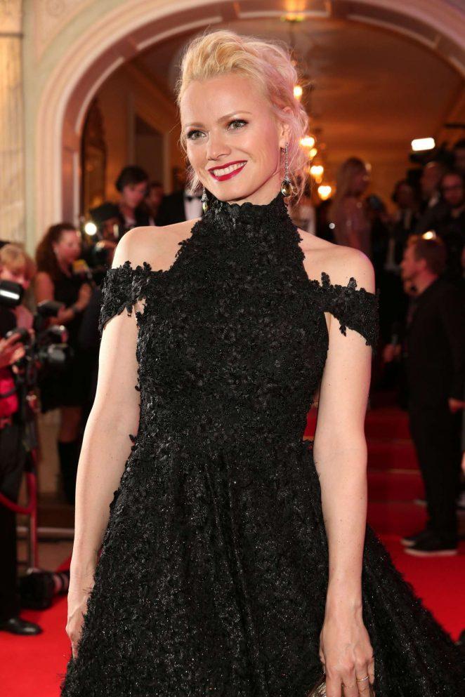 Franziska Knuppe - Gala Spa Awards 2017 in Baden-Baden