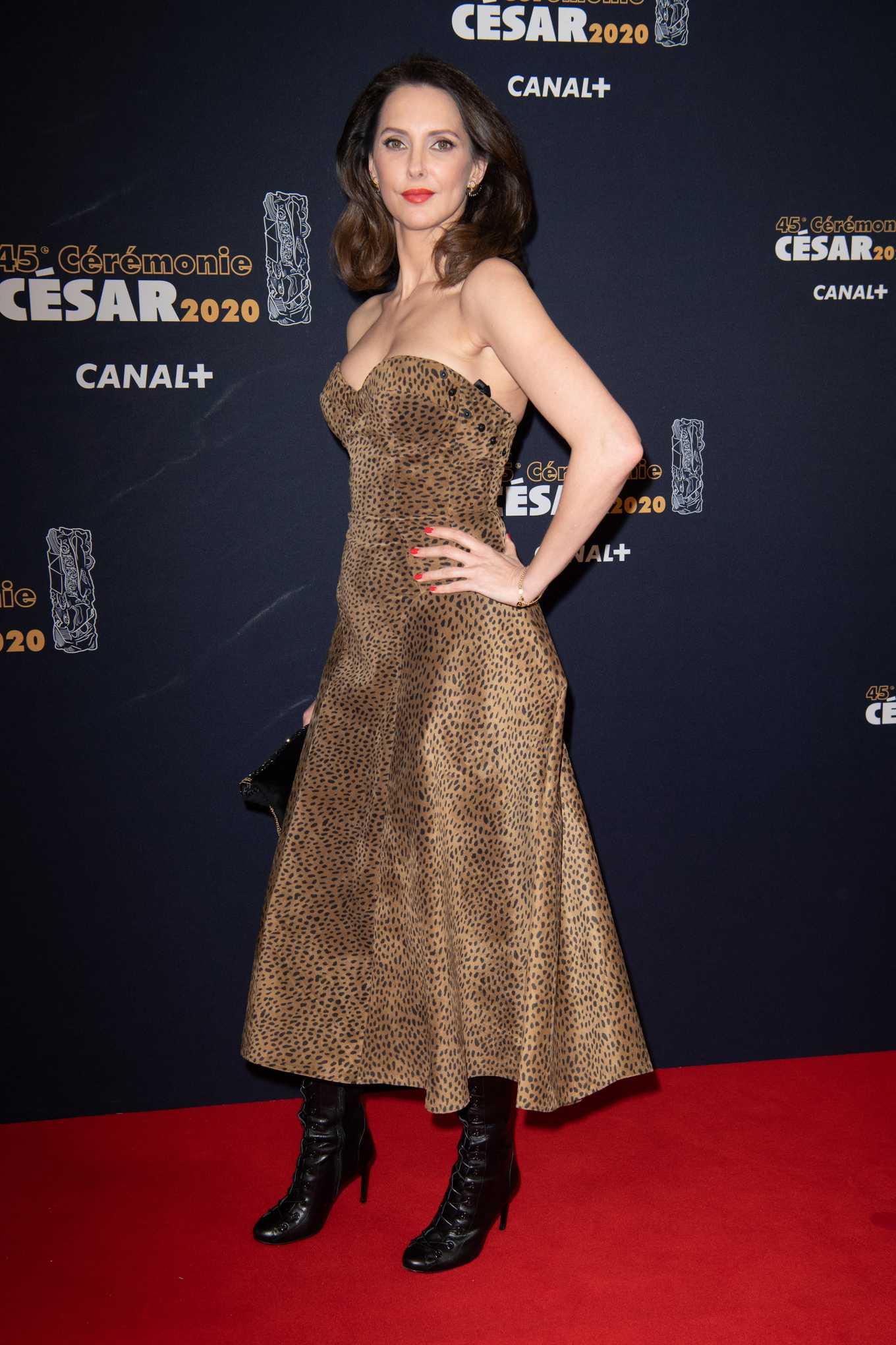 Frederique Bel - 45th Cesar Awards in Paris