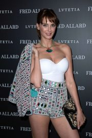 Frederique Bel - Fred Allard x Lvutetia Exhibition Opening in Paris
