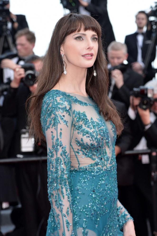 Frederique Bel - La Tete Haute Premiere at 2015 Cannes Film Festival
