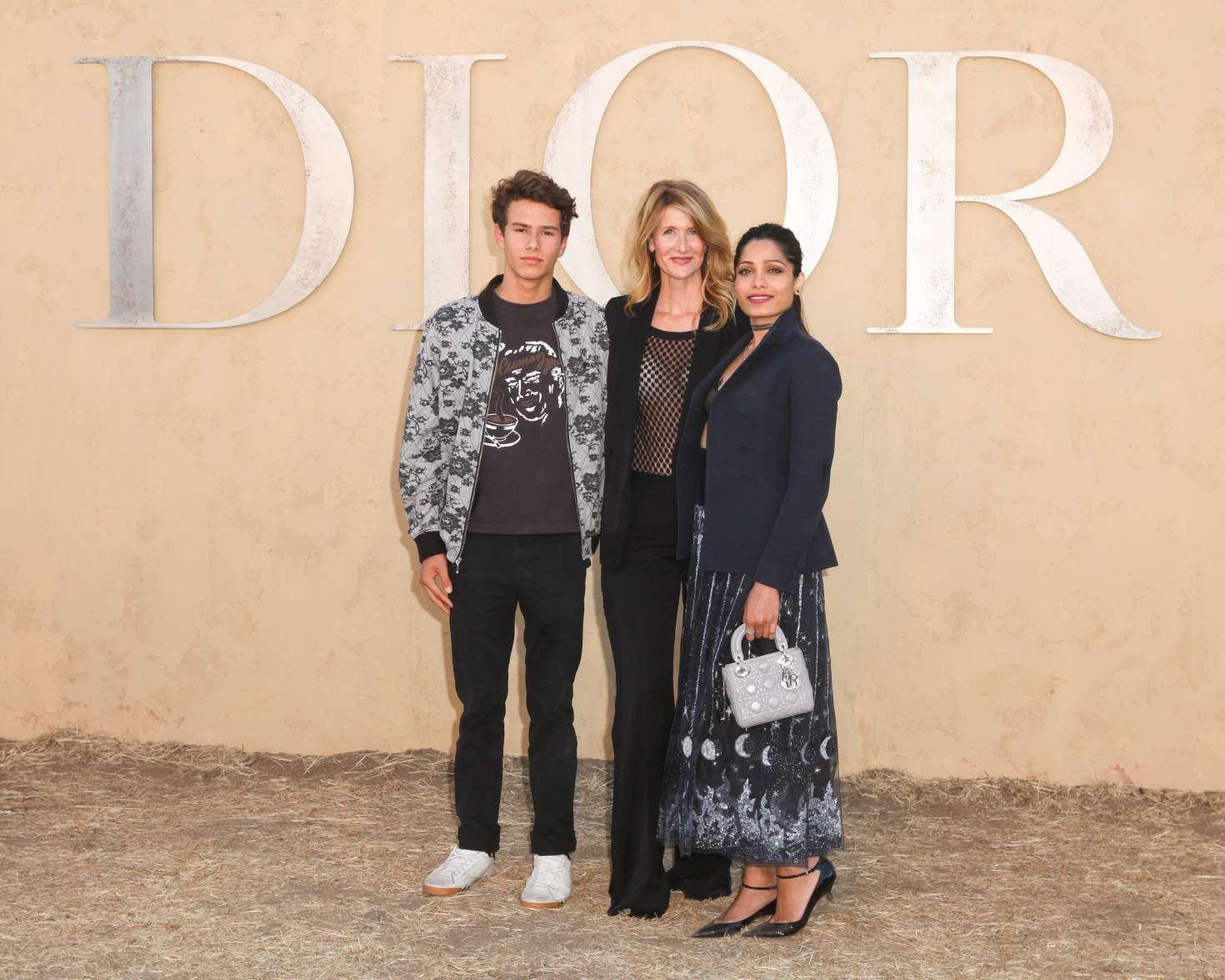 Freida Pinto: Dior Cruise Collection 2018 Show -26 | GotCeleb