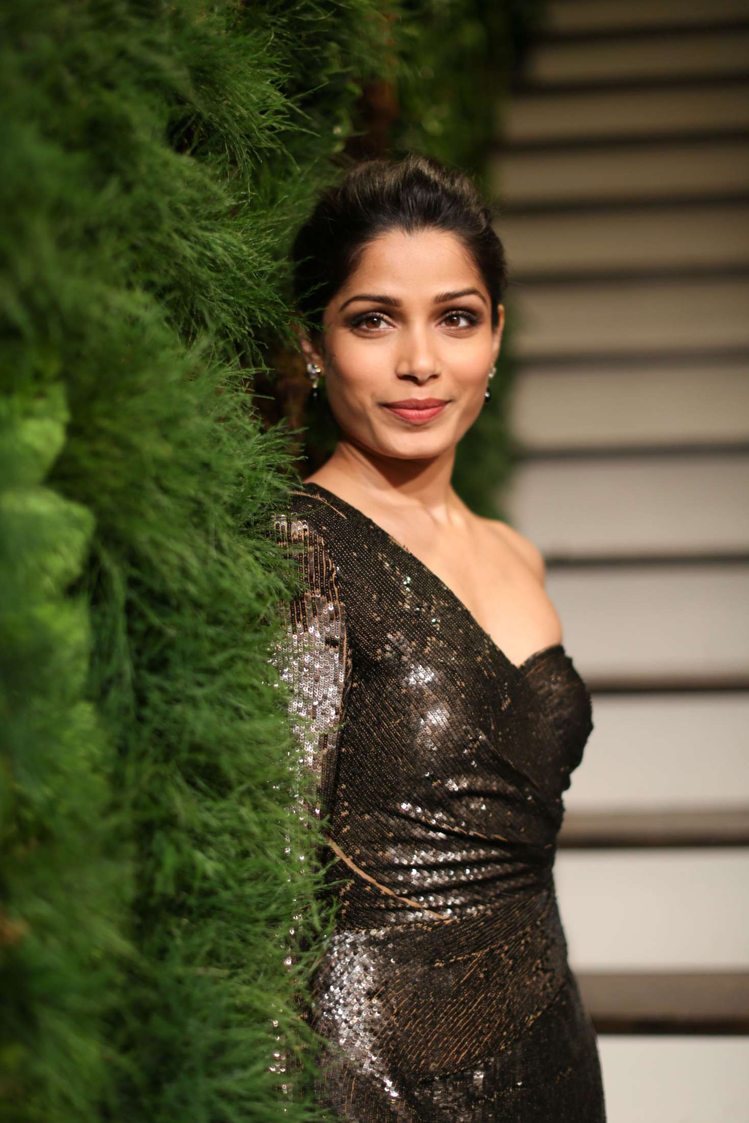 Freida Pinto – John Hardy Artisan in Residence Launch in New York