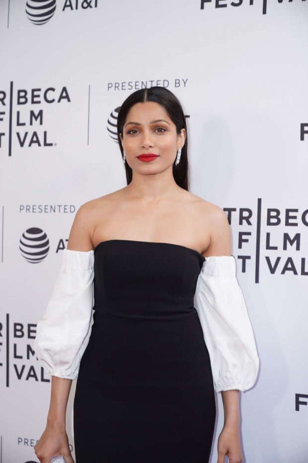 Freida Pinto - 'Only' Premiere at 2019 Tribeca Film Festival in NYC