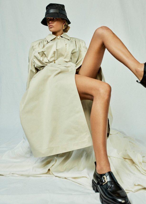 Frida Aasen - Costume Magazine (Norway 2021)