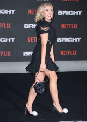 Gabby Allen - 'Bright' Premiere in London