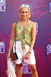 Gabby Allen - On Your Feet! A New Musical Press Night in London