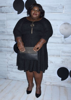 Gabourey Sidibe - go90 Social Entertainment Platform Sneek Peek in LA