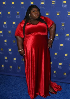 Gabourey Sidibe - Human Rights Campaign 2016 Gala Dinner in Los Angeles