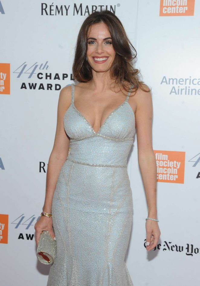 Gabriela Dias - 44th Chaplin Award Gala in New York