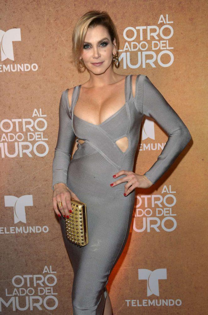 Gabriela Vergara - 'Al Otro Lado del Muro' Screening in Miami