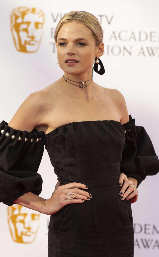 Gabriella Wilde - 2018 British Academy Television Awards