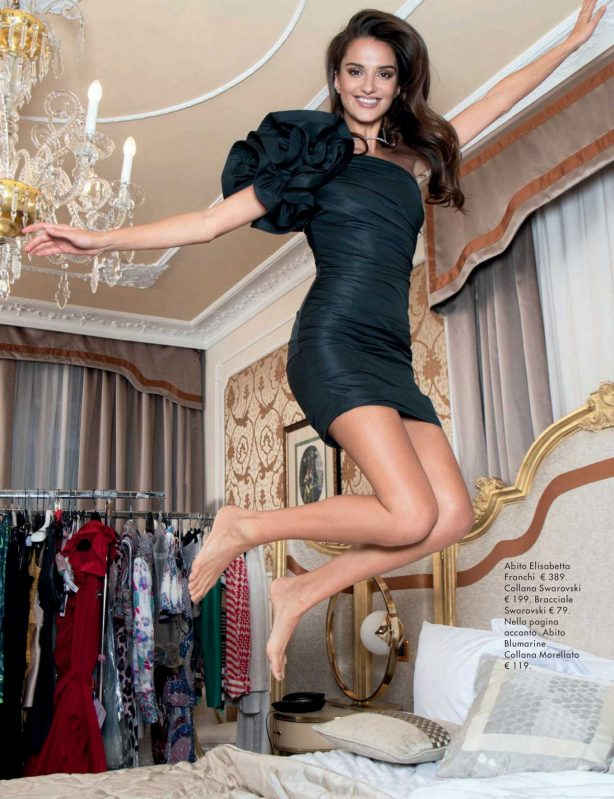 Gabrielle Caunesil - Cosmopolitan Italy Magazine (April 2020)