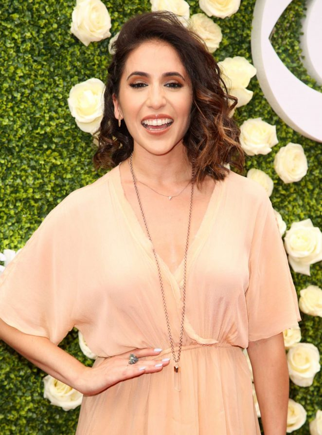 Gabrielle Ruiz - 2017 CBS Television Studios Summer Soiree TCA Party in Studio City