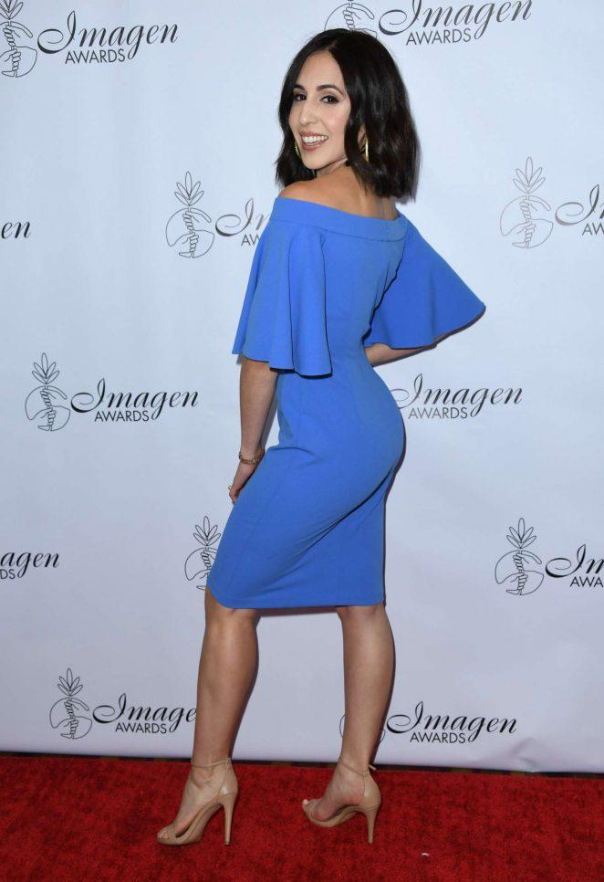 Gabrielle Ruiz - 2018 Imagen Awards in Los Angeles