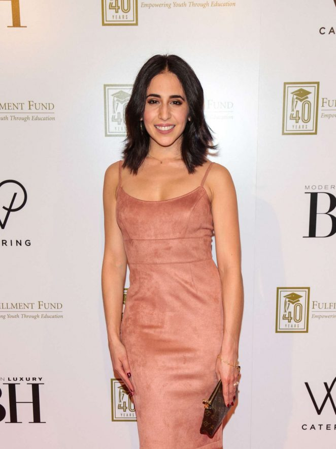 Gabrielle Ruiz - A Legacy of Changing Lives Gala in Los Angeles