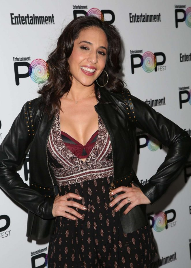Gabrielle Ruiz - Entertainment Weekly PopFest in Los Angeles