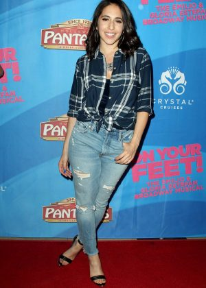 Gabrielle Ruiz - 'On Your Feet' Premiere in Hollywood