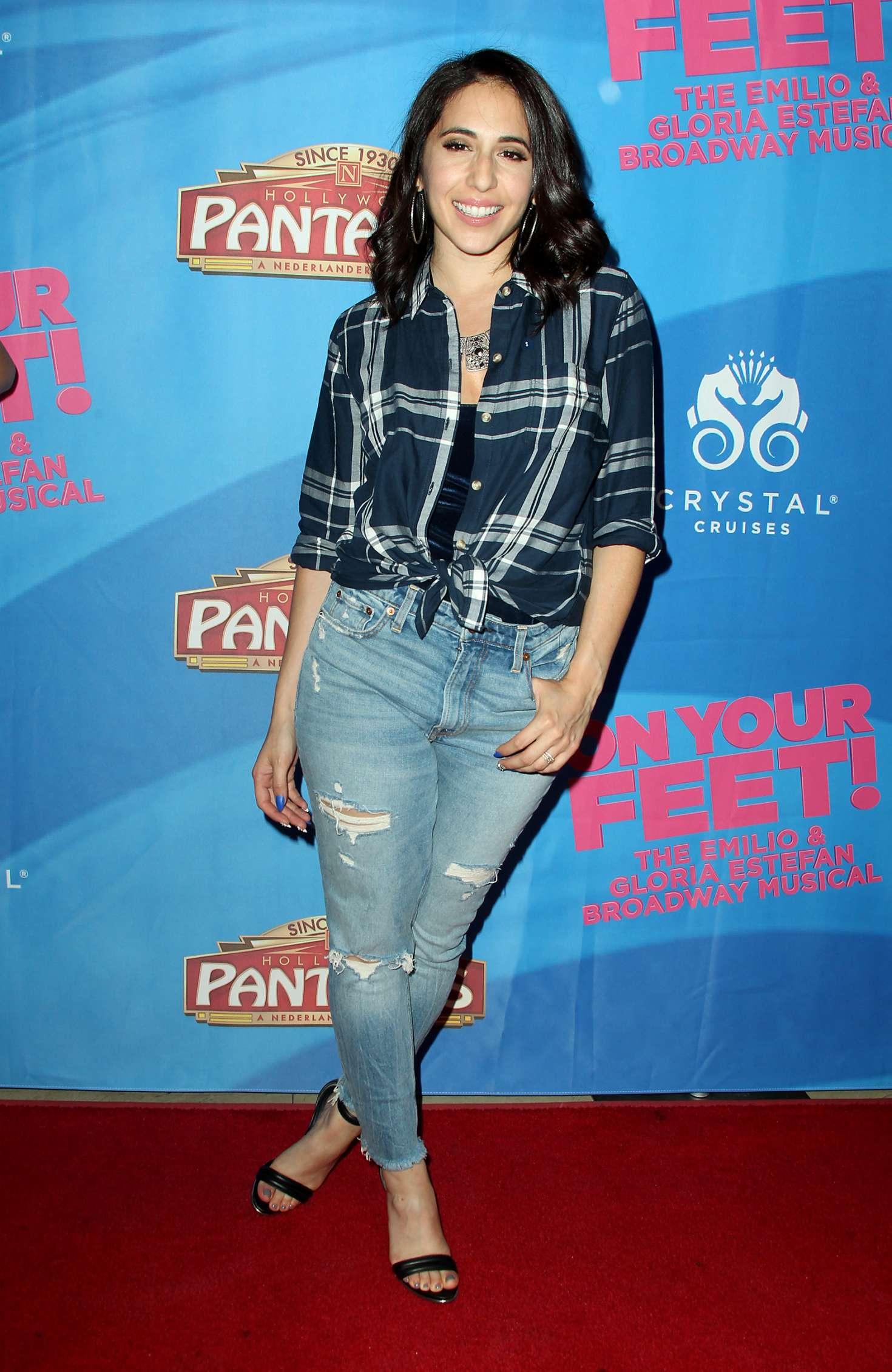 Gabrielle Ruiz – 'On Your Feet' Premiere in Hollywood