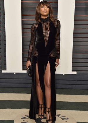 Gabrielle Union - 2016 Vanity Fair Oscar Party in Beverly Hills