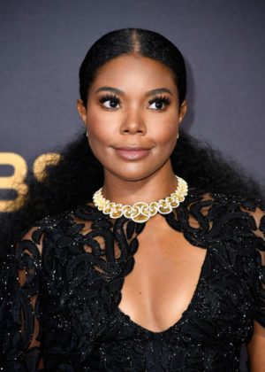 Gabrielle Union - 2017 Primetime Emmy Awards in Los Angeles