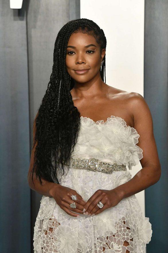 Gabrielle Union - 2020 Vanity Fair Oscar Party in Beverly Hills