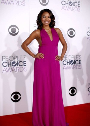 Gabrielle Union - 41st Annual People's Choice Awards in LA