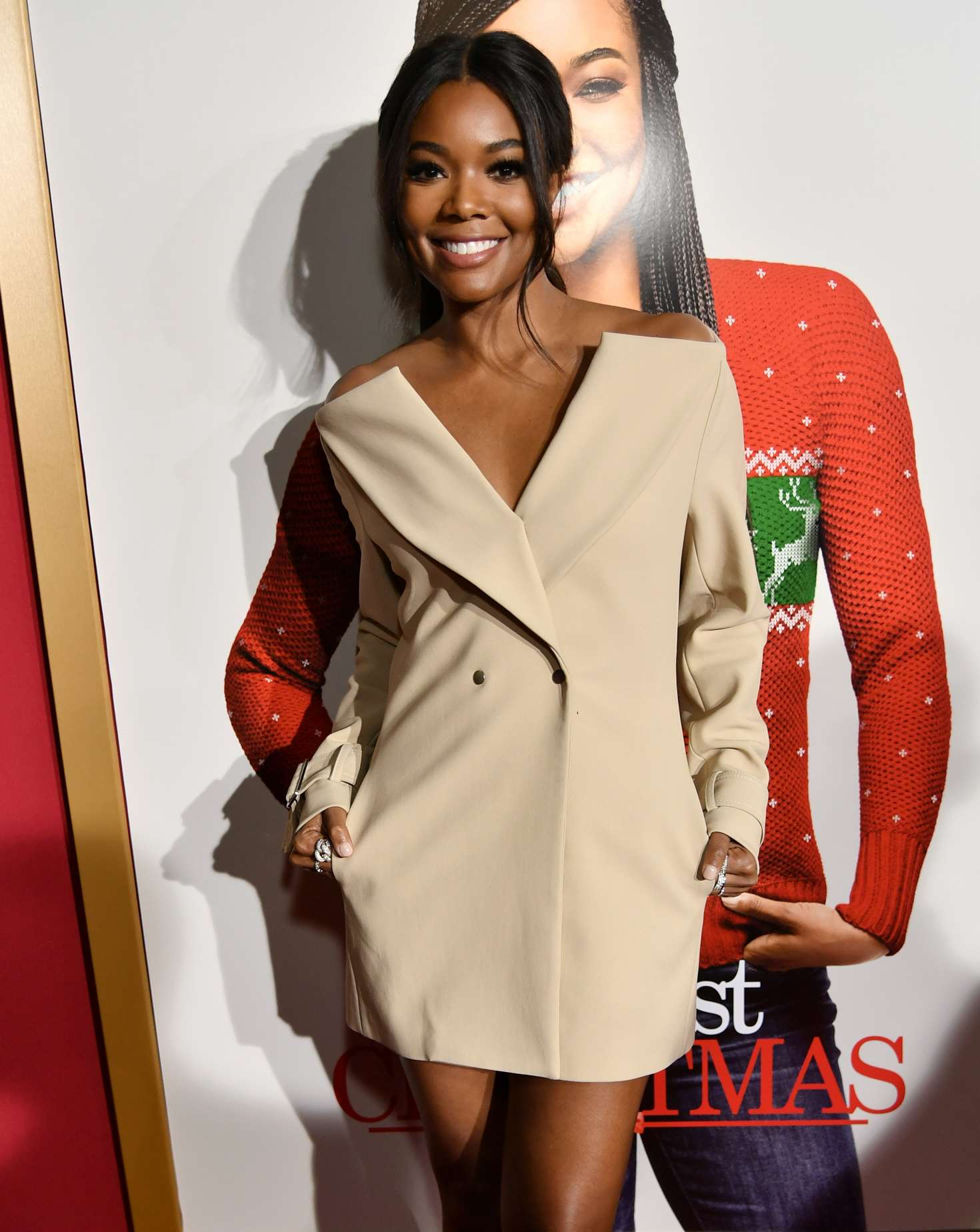 Almost Christmas Gabrielle Union.Gabrielle Union Almost Christmas Premiere 11 Gotceleb