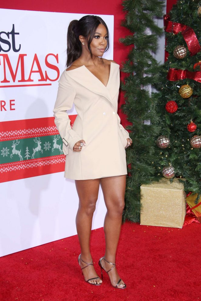 Almost Christmas Gabrielle Union.Gabrielle Union Almost Christmas Premiere 12 Gotceleb