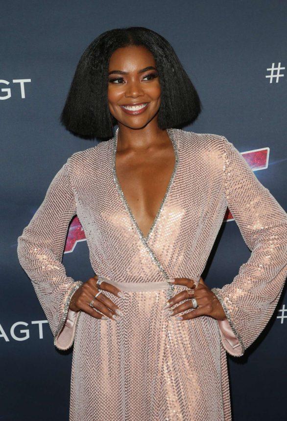 Gabrielle Union - 'America's Got Talent' Season 14 Finale in Hollywood