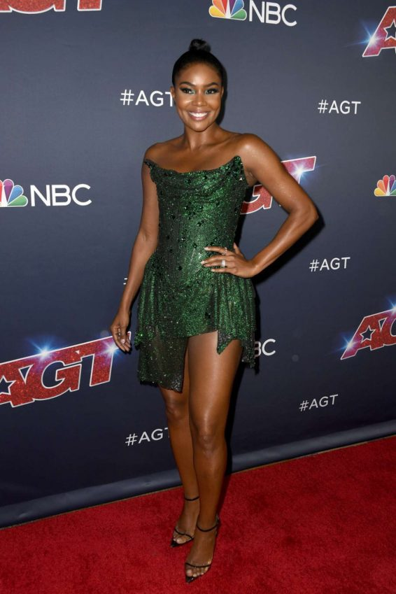 Gabrielle Union - America's Got Talent Season 14 Live Show in Hollywood