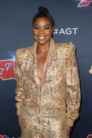 Gabrielle Union - America's Got Talent Season 14 Live Show Red Carpet in Hollywood