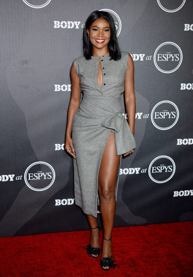 Gabrielle Union - BODY At The ESPYs Pre-Party 2016 in Los Angeles