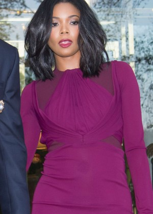Gabrielle Union - 2015 Costume Institute Gala in NYC