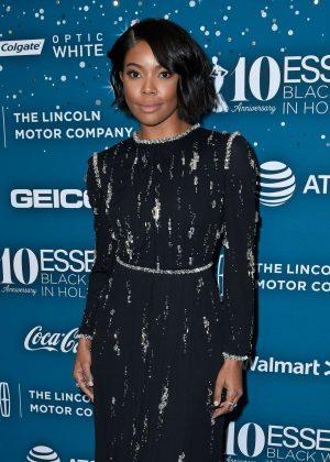 Gabrielle Union - Essence Black Women in Hollywood Awards 2017 in LA