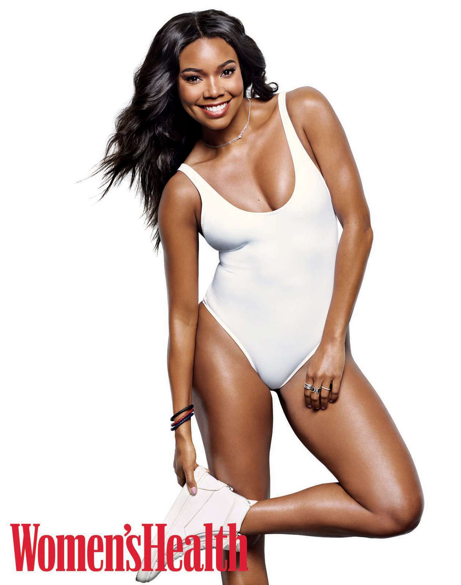 Gabrielle Union For Womens Health US March 2017