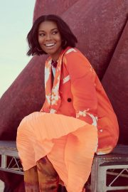 Gabrielle Union - Glamour US Magazine (May 2019)