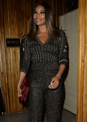 Gabrielle Union - Leaves The Nice Guy in LA