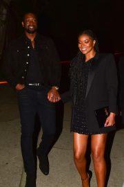 Gabrielle Union - Leaving the YSL Party in Los Angeles