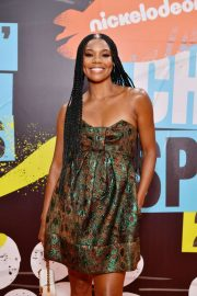 Gabrielle Union - Nickelodeon Kids' Choice Sports Awards 2019 in Los Angeles