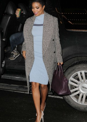 Gabrielle Union Night Out in New York City