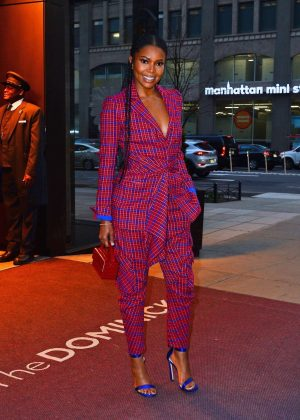 Gabrielle Union - Out in NYC