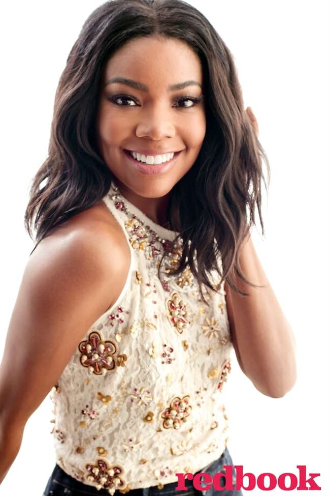 Gabrielle Union - Redbook Magazine (October 2015)