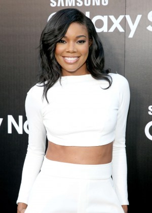 Gabrielle Union - Samsung Galaxy S6 Launch Party in West Hollywood